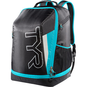 TYR Triathlon Rugzak, black/blue